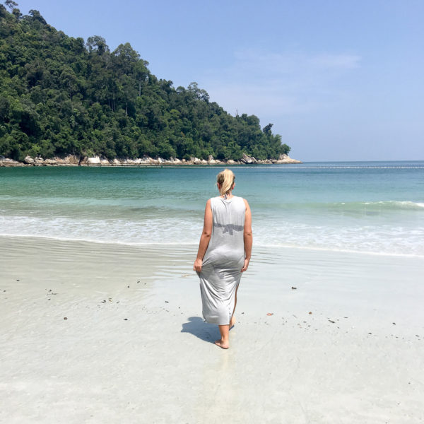 Pangkor Laut Bow Back Claire Baker